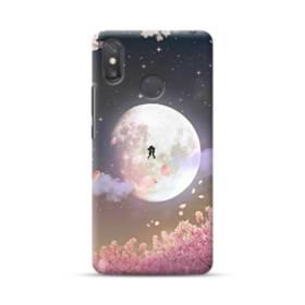 爛漫・夜桜&私たち Xiaomi Mi Max 3 ポリカーボネート ハードケース
