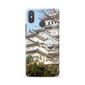 ザ・城 Xiaomi Mi Max 3 ポリカーボネート ハードケース
