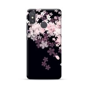 爛漫・桜 Xiaomi Mi Max 3 ポリカーボネート ハードケース