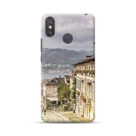 ザ・イタリア風景 Xiaomi Mi Max 3 ポリカーボネート ハードケース