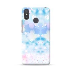 爛漫桜の花 Xiaomi Mi Max 3 ポリカーボネート ハードケース