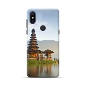 ザ・寺院01 Xiaomi Mi Mix 3 ポリカーボネート ハードケース