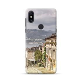 ザ・イタリア風景 Xiaomi Mi Mix 3 ポリカーボネート ハードケース