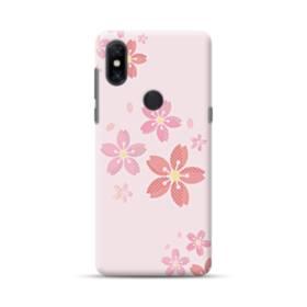 春・桜の花001 Xiaomi Mi Mix 3 ポリカーボネート ハードケース