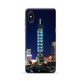 ザ・高層ビル Xiaomi Mi Mix 3 ポリカーボネート ハードケース